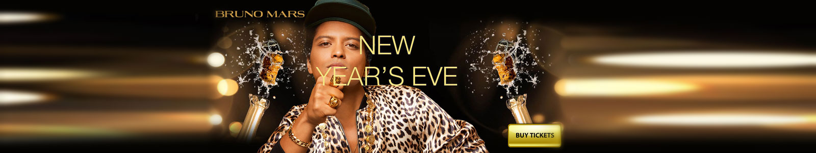 Bruno Mars New Years Eve 2018