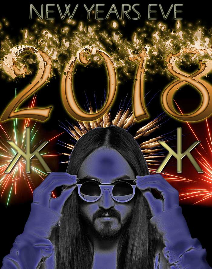 Steve Aoki - Hakkasan Nightclub New Years Eve 2018