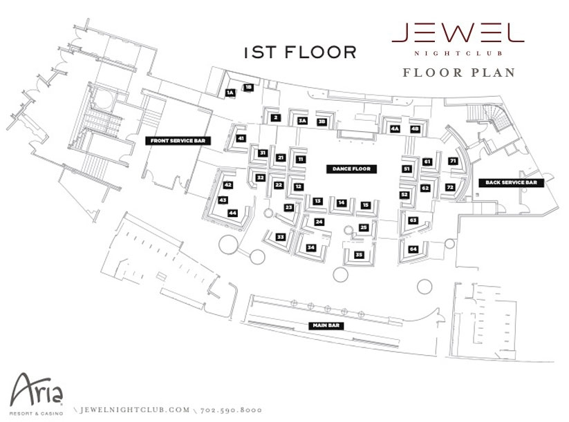 Nightclub floor plan gurus floor for Nightclub floor plans
